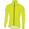 Castelli Men's Emergency Rain Jacket - XL - Yellow Fluo