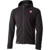Castelli Men's Milano Full Zip Fleece Jacket - Medium - Melange Light Back