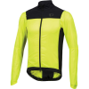 Pearl Izumi Men's P.R.O. Barrier Lite Jacket - Small - Screaming Yellow
