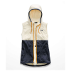 The North Face Women's Mountain Sweatshirt Vest - Large - Urban Navy Multi
