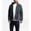The North Face Men's Dunraven Sherpa Full Zip Jacket - XXL - Asphalt Grey