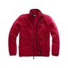 The North Face Men's Dunraven Sherpa Full Zip Jacket - Medium - Cardinal Red/TNF Black