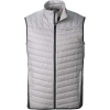 Eddie Bauer Motion Men's Ignitelite Hybrid Vest - Small - Gray