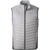 Eddie Bauer Motion Men's Ignitelite Hybrid Vest - XL - Gray