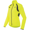 Pearl Izumi Women's ELITE Barrier Jacket - Large - Screaming Yellow / Smoked Pearl