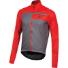 Pearl Izumi Men's Elite Escape Barrier Jacket - Large - Torch Red/Smoked Pearl