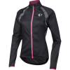 Pearl Izumi Women's ELITE Barrier Jacket - Large - Black / Smoked Pearl