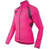 Pearl Izumi Women's ELITE Barrier Jacket - XS - Screaming Pink / Smoked Pearl