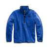The North Face Men's Dunraven Sherpa 1/4 Zip Top - Medium - TNF Blue