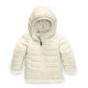 The North Face Infant Reversible Mossbud Swirl Hoodie - 12M - Vintage White
