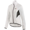 Louis Garneau Women's X-Lite Jacket - Medium - White / Black