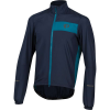 Pearl Izumi Men's Select Barrier Jacket - Medium - Navy/Teal