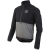 Pearl Izumi Men's SELECT Barrier Pullover - Small - Black / Smoked Pearl
