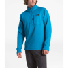 The North Face Men's Canyonlands 1/2 Zip Top - Small - Acoustic Blue