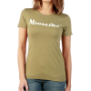 Moosejaw Women's Original Vintage Regs SS Tee - Medium - Olive