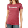 Moosejaw Women's Original Vintage Regs SS Tee - Small - Crimson