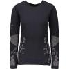 Obermeyer Women's Glaze Baselayer Top - Small - Black