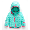 The North Face Infant ThermoBall Hoodie - 6M - Mint Blue