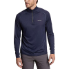 Eddie Bauer Motion Men's Resolution 1/4 Zip - Medium - Atlantic