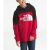 The North Face Boys' Metro Logo Pullover Hoodie - Medium - TNF Red