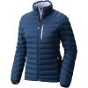 Mountain Hardwear Women's StretchDown Jacket - Medium - Zinc