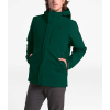 The North Face Men's Carto Triclimate Jacket - Medium - Night Green / TNF Black