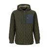 Marmot Men's Mt. Rose Insulated Flannel LS Shirt - XL - Rosin Green