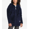The North Face Girls' Campshire Long Full Zip Hoodie - Medium - Montague Blue