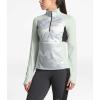 The North Face Women's Winter Warm Insulated Pullover - Medium - TNF White Waxed Camo Print / Tin Grey