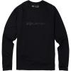 Burton Men's [ak] Power Grid Crew Top - Large - True Black 001