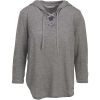 Woolrich Women's Park Rapids Eco Rich Hoodie - Large - Stoneware Heather