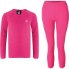 Dare 2B Kid's Elate Base Layer Set - 13 yr - Cyber Pink