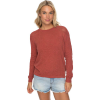 Roxy Women's Find Your Wings Crew Neck Top - Large - Tandoori Spice