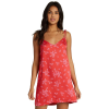 Billabong Women's Night on the Run Dress - Medium - Fuego