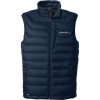 Eddie Bauer First Light Men's Downlight Vest - Small - Medium Indigo