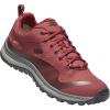 Keen Women's Terradora Waterproof Shoe - 6.5 - Merlot / Raven