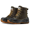 The North Face Men's Tsumoru Boot - 8.5 - Tarmac Green / TNF Black