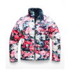 The North Face Girls' Reversible Mossbud Swirl Jacket - XS - Atomic Pink Digi Floral Print