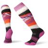 Smartwool Women's PhD Snow Medium Sock - Medium - Black