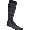Icebreaker Men's Ski+ Ultralight Over The Calf Crystalline Sock - XL - Black