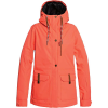 Roxy Women's Andie Spindye Jacket - Medium - Living Coral