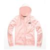 The North Face Women's Fave Lite LFC Full Zip Hoodie - XS - Pink Salt / TNF Black