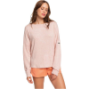 Roxy Women's Holiday Everyday Top - Large - Canyon Clay Heather