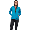 Black Diamond Women's Factor Fleece Hoody - Large - Azul