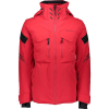 Obermeyer Men's Ultimate Down Hybrid Jacket - Small - Brakelight