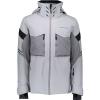 Obermeyer Men's Ultimate Down Hybrid Jacket - Medium - Anchor