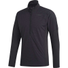 Adidas Men's Agravic LS Top - XL - Carbon