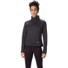 Mountain Hardwear Women's Frostzone 1/4 Zip Top - Medium - Void