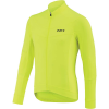 Louis Garneau Men's Lemmon LS Jersey - Large - Bright Yellow