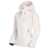 Mammut Women's Sota HS Hooded Jacket - Medium - Bright White